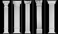 Gipsstuck, Pilaster, Sockel, Basen, Stuck, Innenstuck, stuck,
