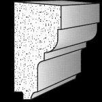 Fassadenstuckprofile P-Leistensystem