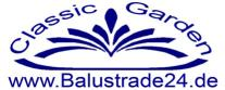 Shop Gartenfiguren Säulen Gartenbrunnen Gipsstuck Styropor Fassadenstuck Bauprofile Säulenverkleidungen-Logo