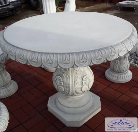 Dekorative Gartenmobel Wie Steinbanke Gartenbanke Tische Aus Beton