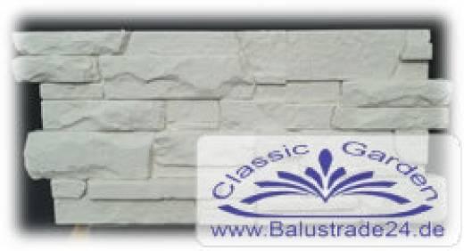 Riemchen Wandplatten verkleidung aus Gips oder Beton ...