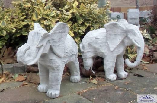 elefanten gartendeko steinfiguren gartenfiguren. Black Bedroom Furniture Sets. Home Design Ideas