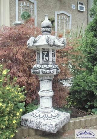 Asiatische Gartendeko kleine japanische steinlaterne pagode gartenfiguren produzent und