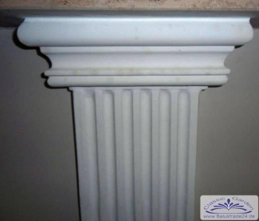lisene aus gips f r wanddekoration pilasters ule aus gips. Black Bedroom Furniture Sets. Home Design Ideas