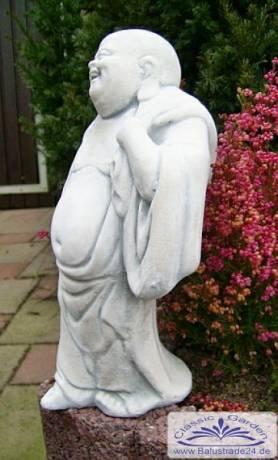 Buddha Gartenfigur Statue Figur Gartendeko Geschenk