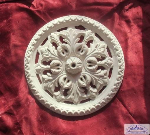 rosetten rosette deckenelement zierstuck dekorelement stuck zierprofil zierleiste