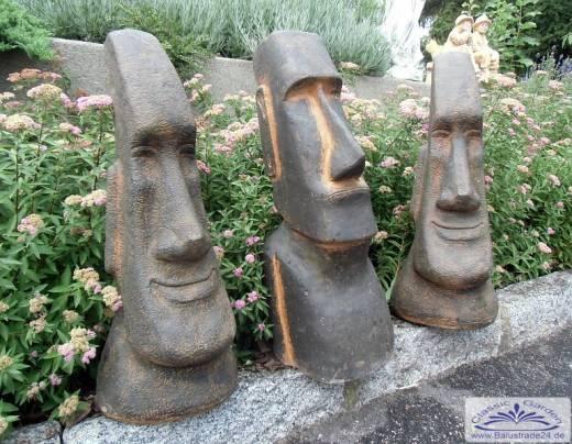 Figuren Osterinsel