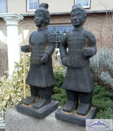 xian soldaten krieger replikat figuren aus der china. Black Bedroom Furniture Sets. Home Design Ideas
