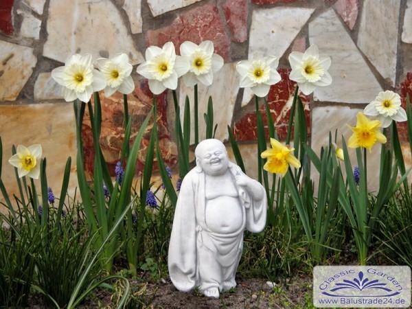 Feng Shui Buddha Gartenfigur Fr Hlicher Buddhafigur