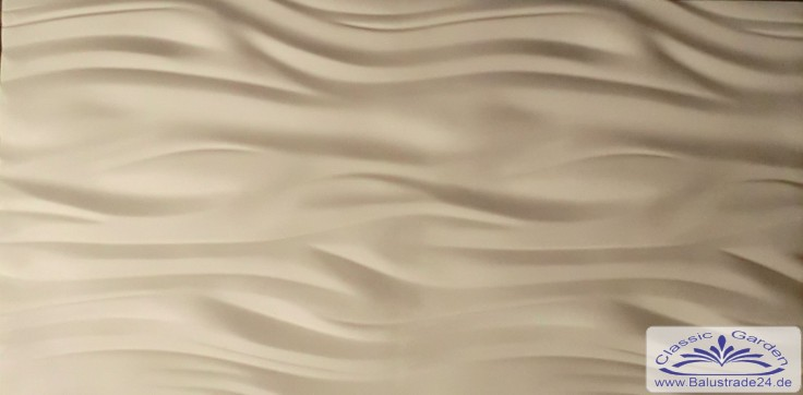 3d deko art desin wandplatten aus keramikgips als dekorative wandverkleidung gartenfiguren. Black Bedroom Furniture Sets. Home Design Ideas