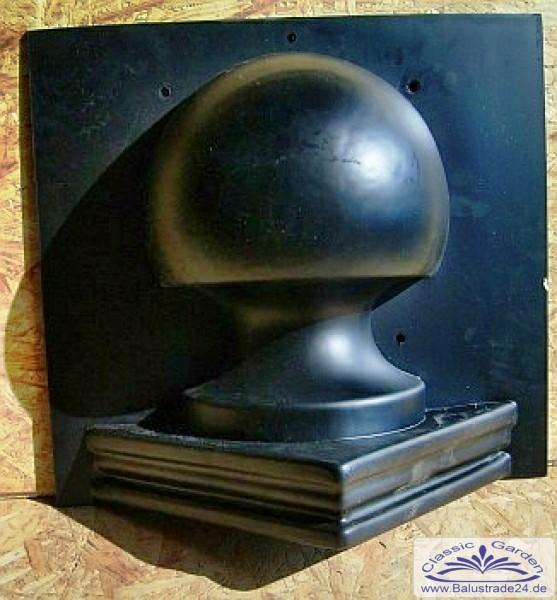 kugelform form gie form form f r pfeiler. Black Bedroom Furniture Sets. Home Design Ideas