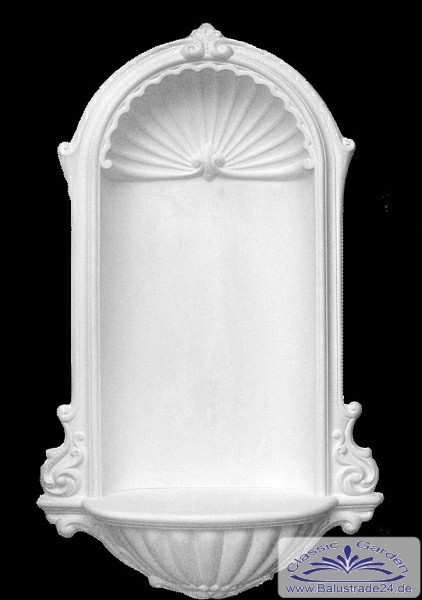 gipsnische stucknische nische wandnische stuck gips nische gartenfiguren aus beton produzent. Black Bedroom Furniture Sets. Home Design Ideas