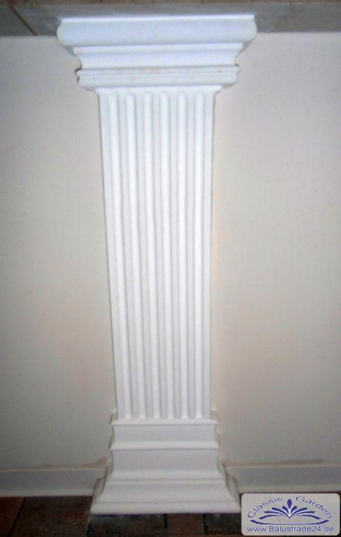 lisene aus gips f r wanddekoration pilasters ule aus. Black Bedroom Furniture Sets. Home Design Ideas