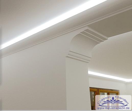 Lichtleisten Profil Kf501 Für Indirekte Led Decken Und