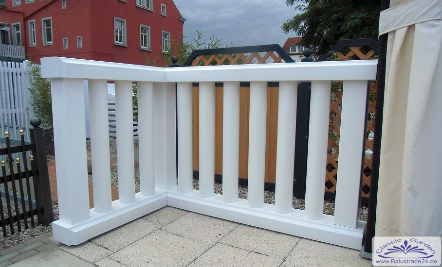 balkon dielen aus kunststoff kreative ideen f r. Black Bedroom Furniture Sets. Home Design Ideas