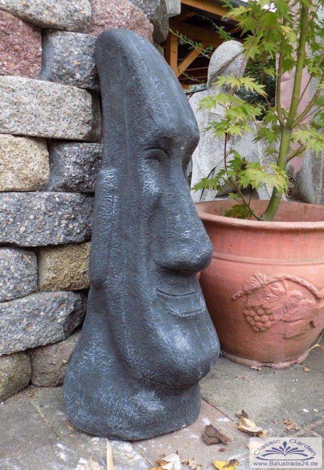 Moai Figur