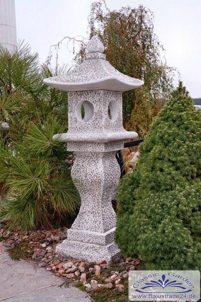 moderne japanische steinlaterne steinlaternen pagode stupa. Black Bedroom Furniture Sets. Home Design Ideas