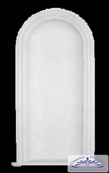 stuckgips stucknische nische wandnische aus stuck gips nische gartenfiguren formenbau. Black Bedroom Furniture Sets. Home Design Ideas