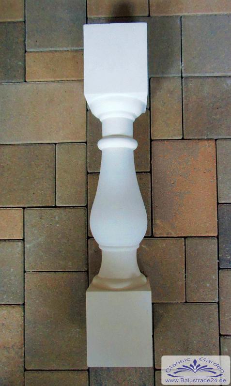 styroporbaluster leichte bausters ule zur dekoration aus. Black Bedroom Furniture Sets. Home Design Ideas