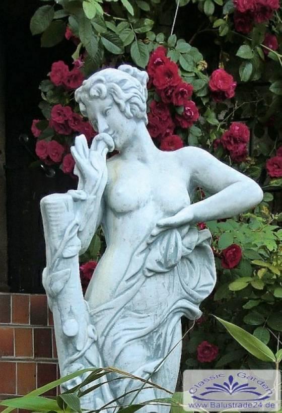 Rosenkuss Gartenfigur