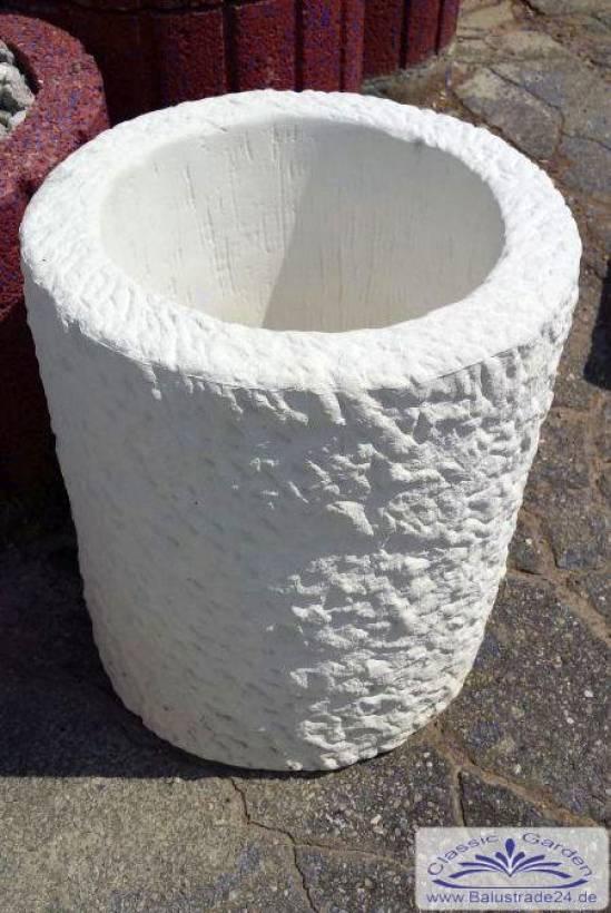 pflanztr ge sandsteintog massiv aus kunstbeton auch als brunnen sch pftrog f r garten. Black Bedroom Furniture Sets. Home Design Ideas