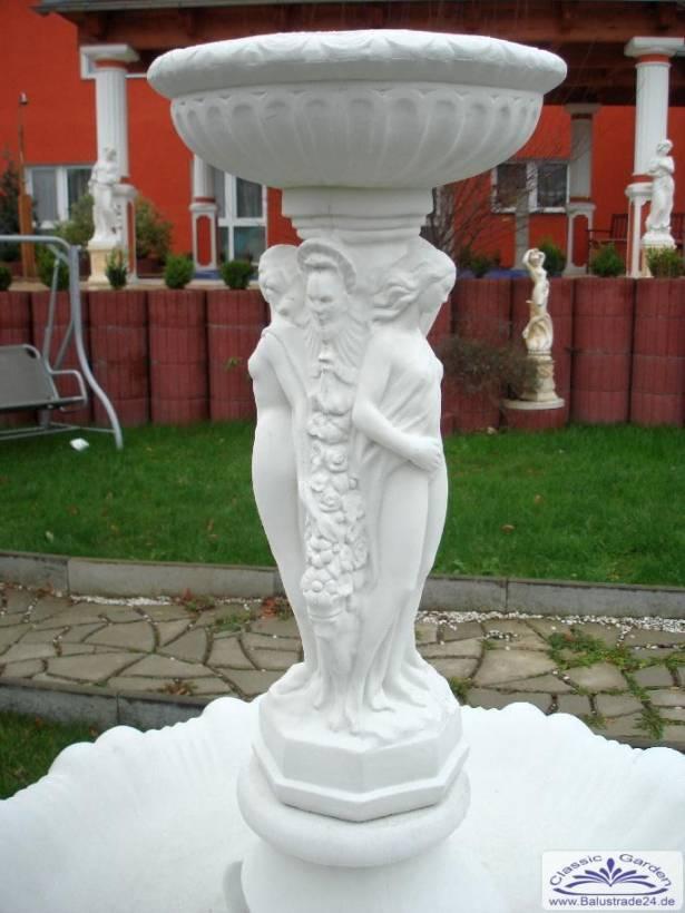 Liebfrauen vase mit 3 frauen als blumenschale modernes art design pflanzschale pflanzk bel - Moderne pflanzschalen ...
