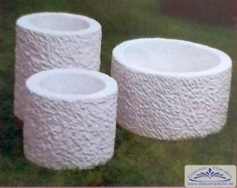 pflanztr ge sandsteintog massiv aus kunstbeton auch als. Black Bedroom Furniture Sets. Home Design Ideas