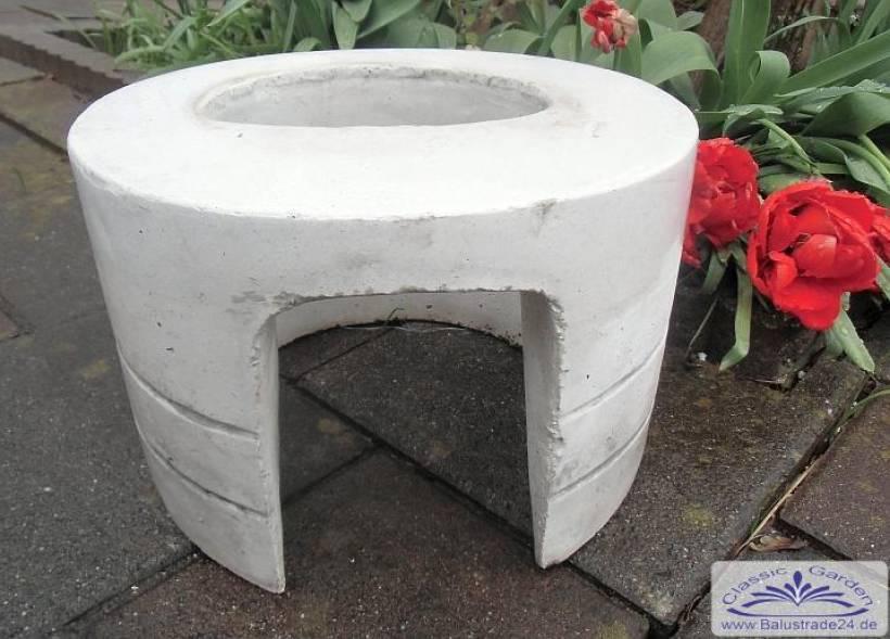 Brunnenring Brunnenhaus Zusatzlelement Pumpengehäuse Gartenfiguren